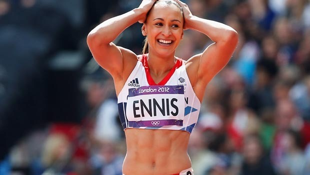 Jessica Ennis rubbish food and exercise-induced reward