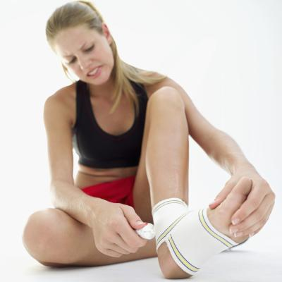 sports injury weigh you down