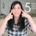 Friday Five: Five habits of happy eaters
