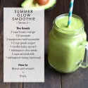 Six Tips for Healthy Skin + My Summer Glow Smoothie