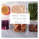 Week 7 Meal Prep Challenge