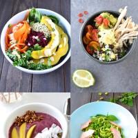 Top 9 Healthy Superbowls