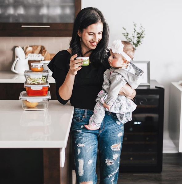 Baby and Me Meal Prep - Motive Nutrition