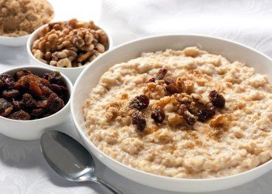 DIY oatmeal toppings