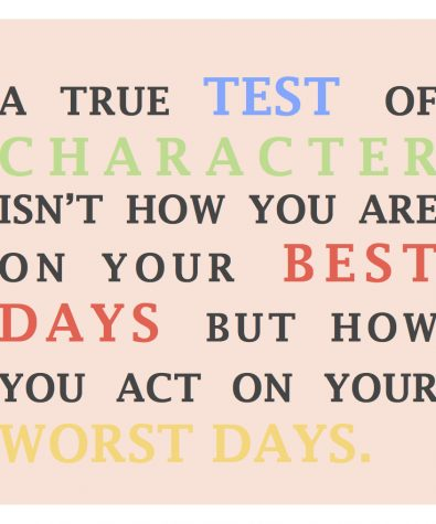 How a bad day can test your willingness to change
