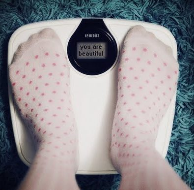 Should you break up with your scale?