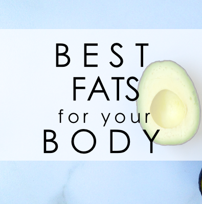 Best fats to eat