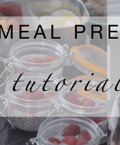 Meal Prep Tutorial
