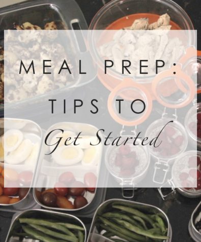 Meal Prep 101: Tips for beginners